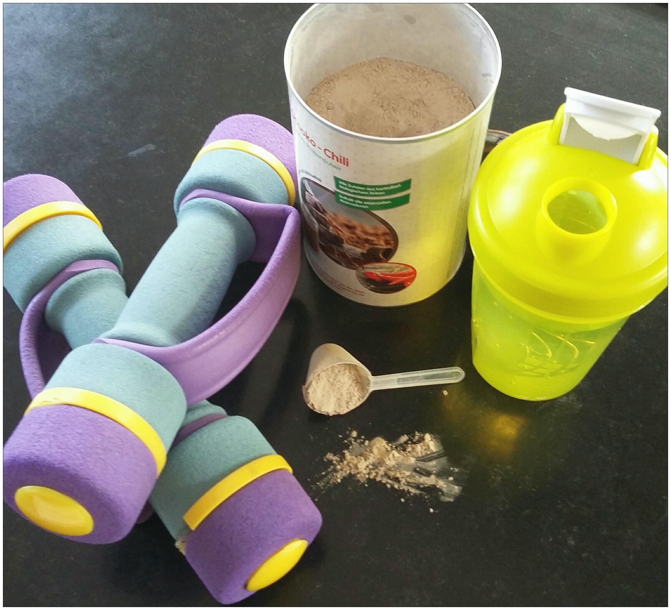 Proteinpulver und Muskeln mit Dr. Gabriela Hoppe | Erfolg durch Ernährung | Ernährungsspezialistin & Heilpraktikerin