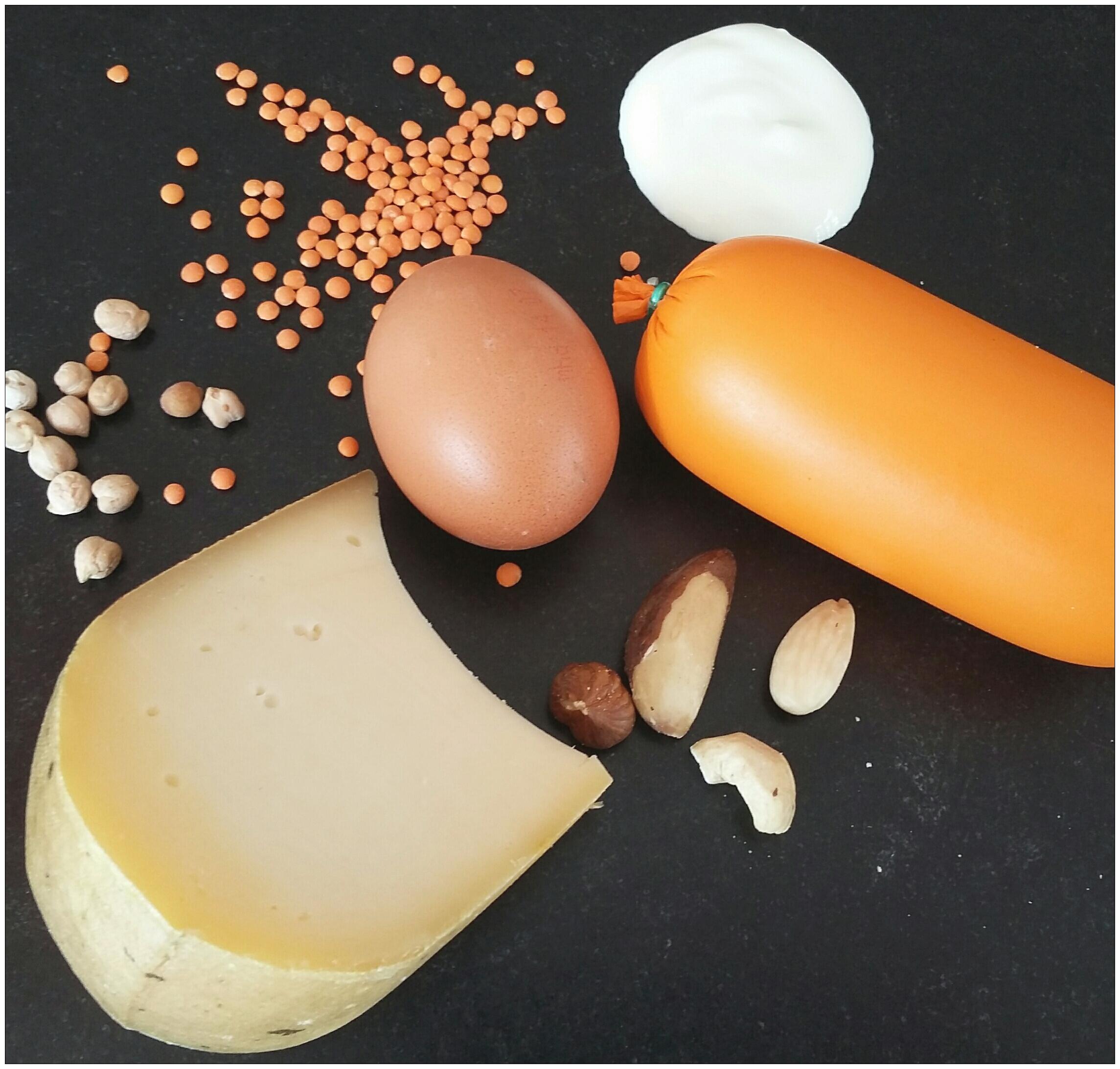 Protein mit Dr. Gabriela Hoppe | Erfolg durch Ernährung | Ernährungsspezialistin & Heilpraktikerin