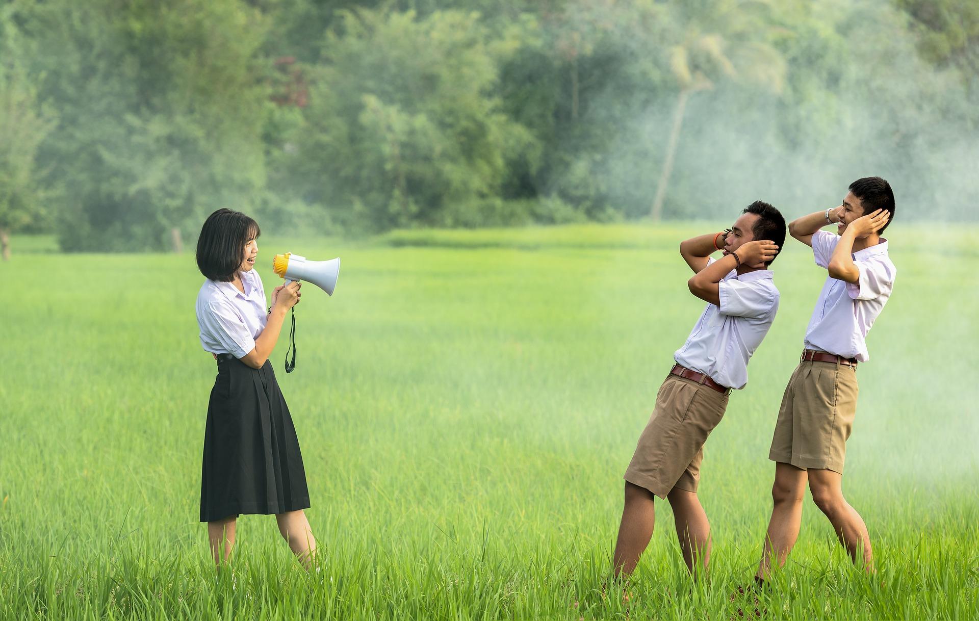 Lärmverschmutzung schwächt dein Immunsystem mit Dr. Gabriela Hoppe | Erfolg durch Ernährung | Ernährungsspezialistin & Heilpraktikerin - Hintergrundbild by Pixabay