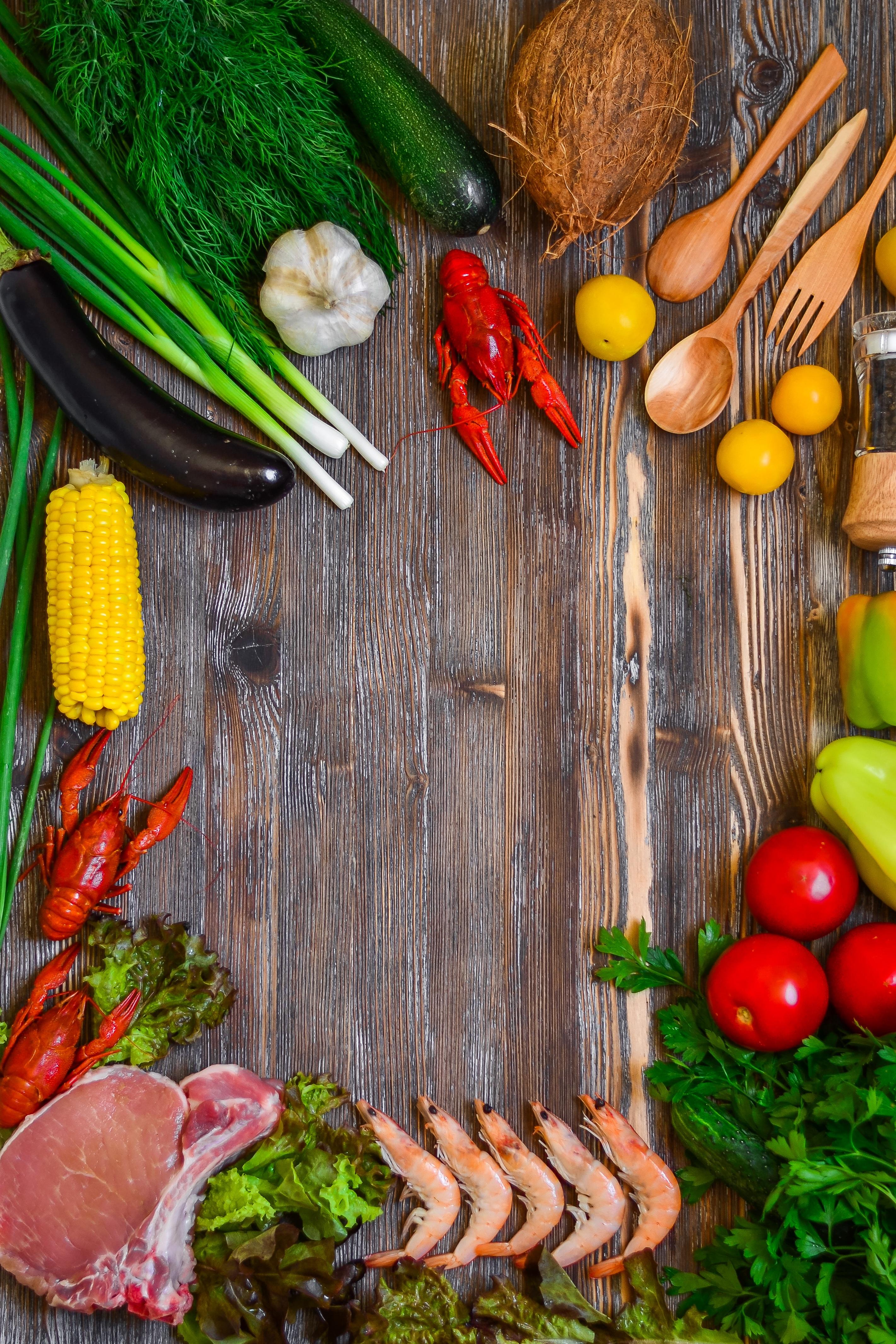 Ausgewogen ernähren mit Dr. Gabriela Hoppe | Erfolg durch Ernährung | Ernährungsspezialistin & Heilpraktikerin - Hintergrundbild by Pixabay