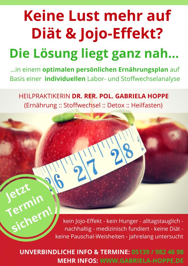 Optimale Ernährung mit Dr. Gabriela Hoppe