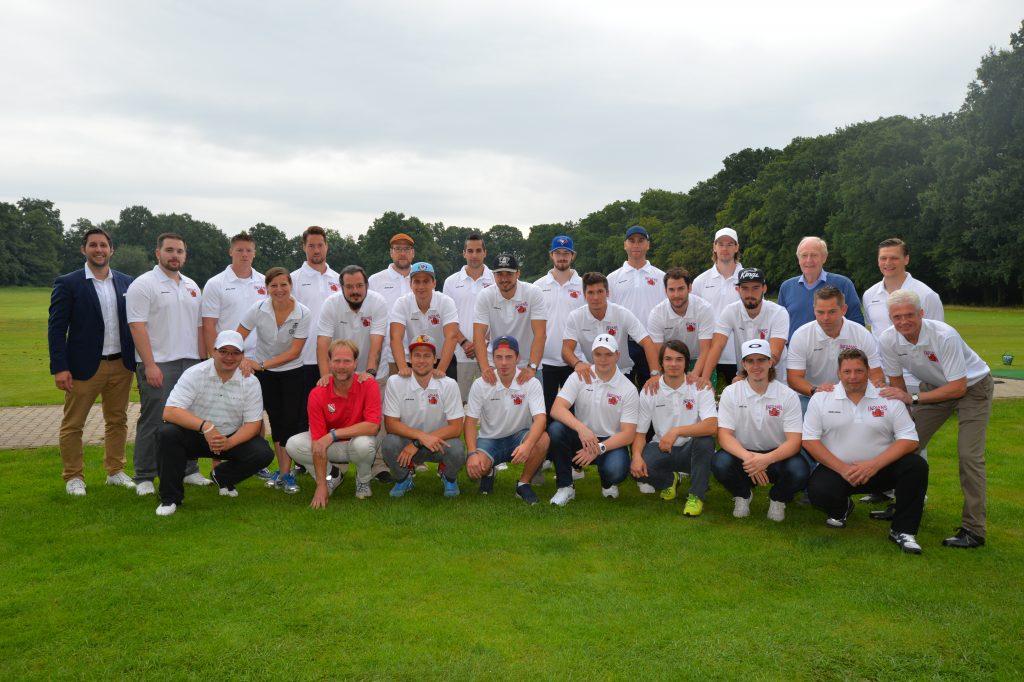 Golfen mit den EC Hannover Indians