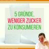 Zucker reduzieren - gesund abnehmen mit Dr. Gabriela Hoppe | Erfolg durch Ernährung | Ernährungsspezialistin & Heilpraktikerin - Hintergrundbild by Pixabay