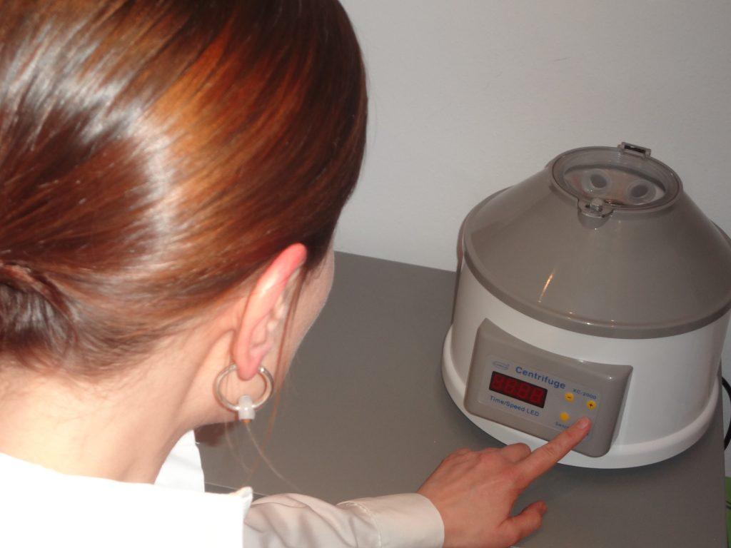 Stoffwechselanalyse mit Dr. Gabriela Hoppe