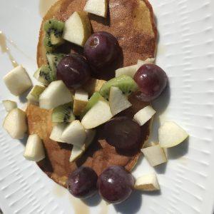 Protein-Pancakes mit Dr. Gabriela Hoppe - Ernährungsspezialistin & Heilpraktikerin