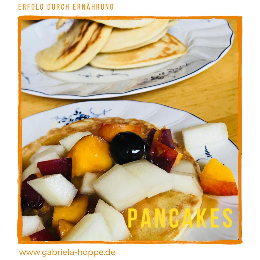 Pancakes mit Dr. Gabriela Hoppe | Erfolg durch Ernährung