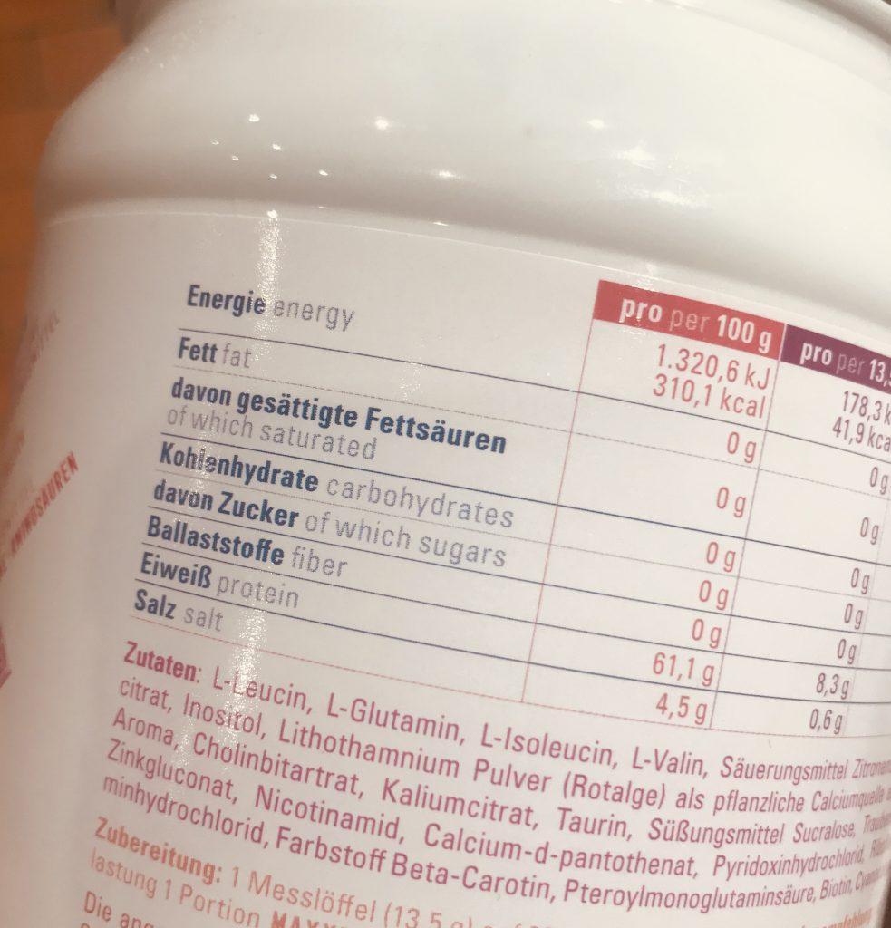 Etiketten richtig lesen mit Dr. Gabriela Hoppe | Erfolg durch Ernährung