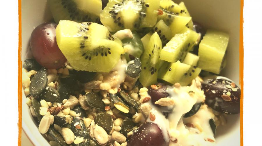 Morgen-Müsli mit Power mit Dr. Gabriela Hoppe | Erfolg durch Ernährung