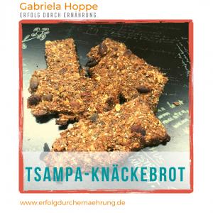 Knäckbrot backen mit Dr. Gabriela Hoppe | Erfolg durch Ernährung | Deine Ernährungsspezialistin & Heilpraktikerin in Hannover