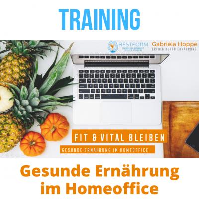 Gesunde Ernährung im Homeoffice mit Dr. Gabriela Hoppe | Erfolg durch Ernährung | Deine Ernährungsspezialistin & Heilpraktikerin in Hannover