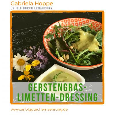 Gerstengras lecker unterbringen mit Dr. Gabriela Hoppe | Erfolg durch Ernährung | Deine Ernährungsspezialistin & Heilpraktikerin in Hannover / Isernhagen