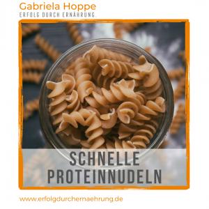 Schnelle Proteinnudeln mit Dr. Gabriela Hoppe | Erfolg durch Ernährung | Deine Ernährungsspezialistin & Heilpraktikerin in Hannover/Isernhagen | Bild by Pixabay