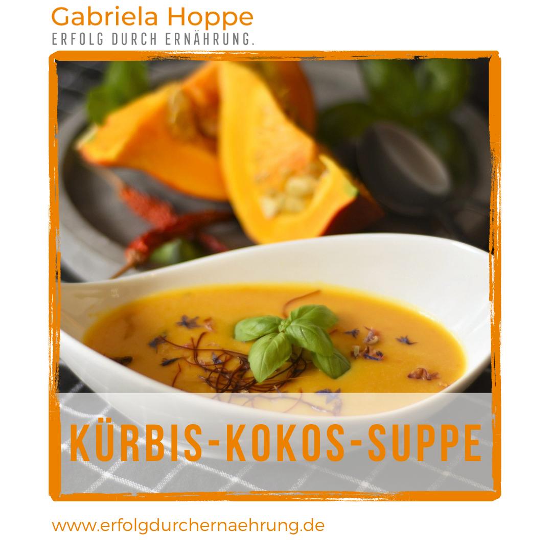 Kürbis-Kokos-Suppe mit Dr. Gabriela Hoppe | Erfolg durch Ernährung | Deine Ernährungsspezialistin & Heilpraktikerin in Hannover/Isernhagen | Bild by Pixabay