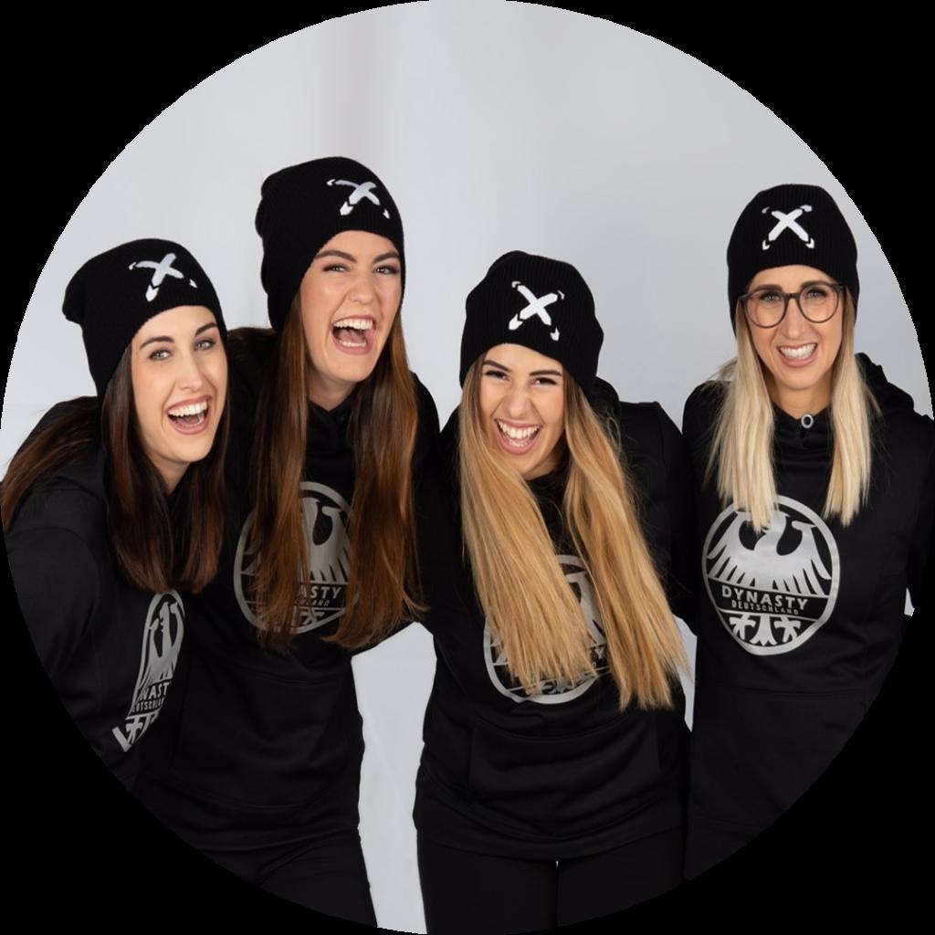 Dr. Gabriela Hoppe - Ernährungscoach für Team Jentsch / Curling Nationalmannschaft Damen Deutschland