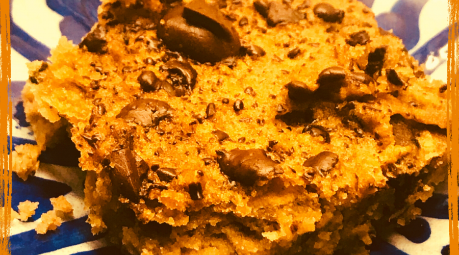 Vegane glutenfreie gesunde Brownies mit Pilzen & Rucula mit Dr. Gabriela Hoppe | Erfolg durch Ernährung | Deine Ernährungsspezialistin & Heilpraktikerin in Hannover/Isernhagen | Bild by GH