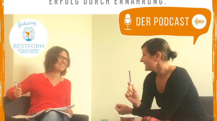 Der Ernährungs-Podcast Erfolg durch Ernährung mit Dr. Gabriela Hoppe   Erfolg durch Ernährung   Ernährungsspezialistin & Heilpraktikerin - Hintergrundbild by GH
